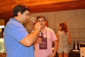 O Museu do Vinho contou com a presença de mais de duas dezenas de produtores de vinho a apresentar as novidades e os rótulos de referência/ Foto: Salomé Ferreira