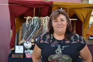 Catarina Alves, comerciante no Mercado Pombalino / Foto: Salomé Ferreira