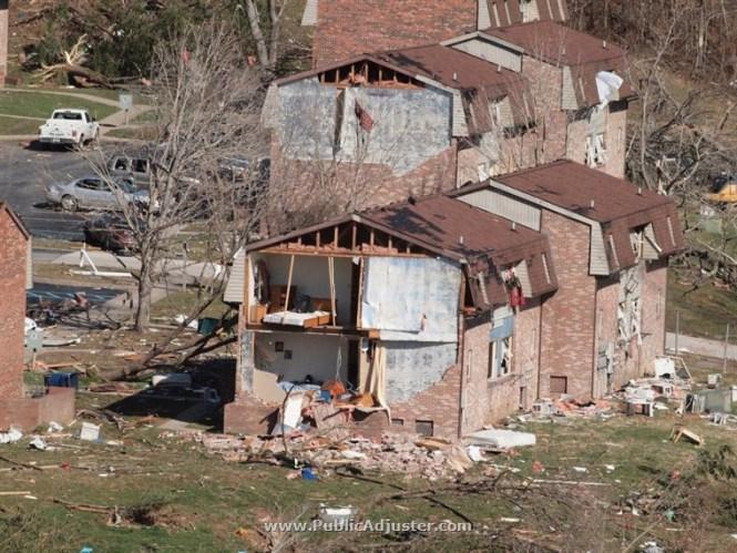 Tornado Damage Apartment Insurance