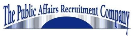 Logo for The Public Affairs Recruitment Company