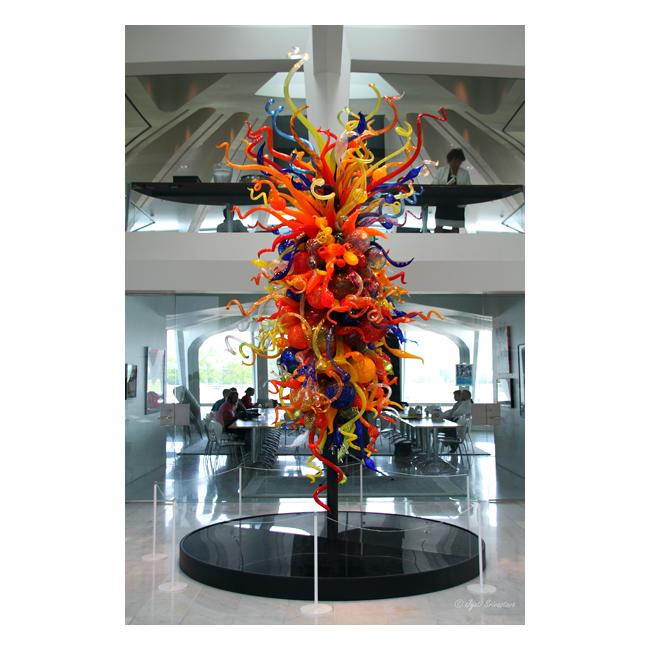 Chihuly Milwaukee Art Museum