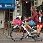 Biking (and writing) like it's no big deal