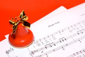 grammar of Christmas carols