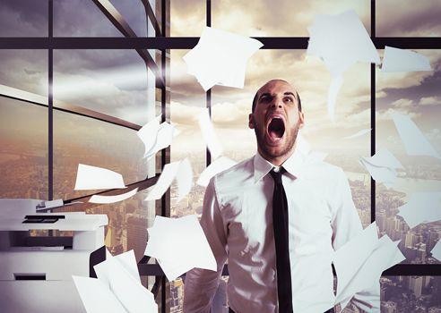 reducing writing stress