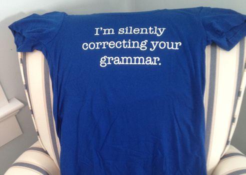 grammar barbarians