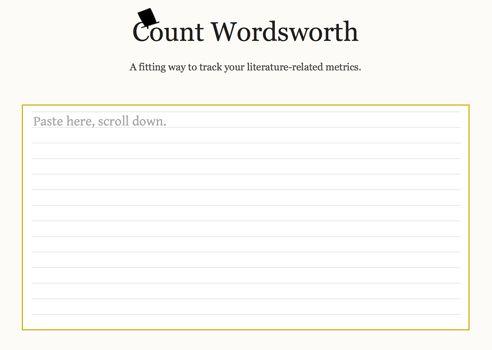 Count Wordsworth
