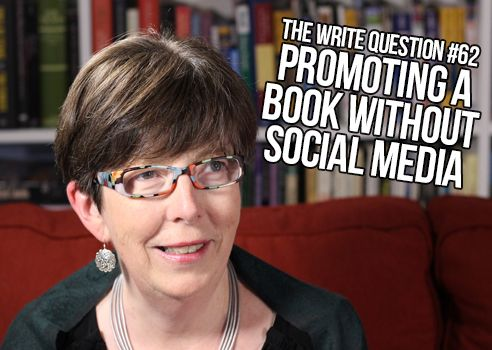 promote book without social media