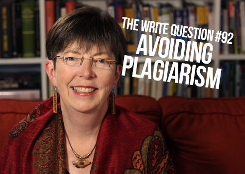 how to avoid plagiarizing