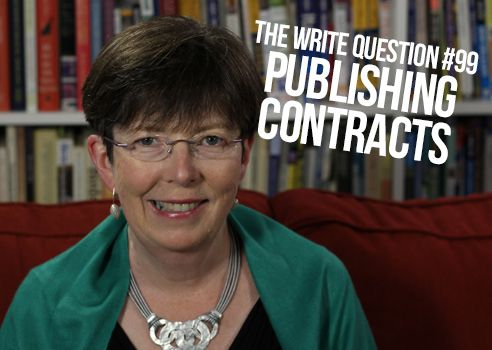 evaluate a publishing contract