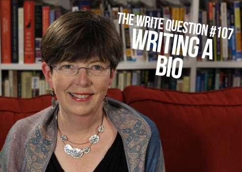 write a better bio