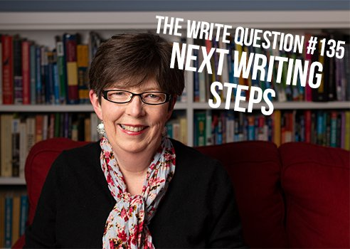 next writing steps