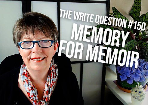 use your memory for memoir