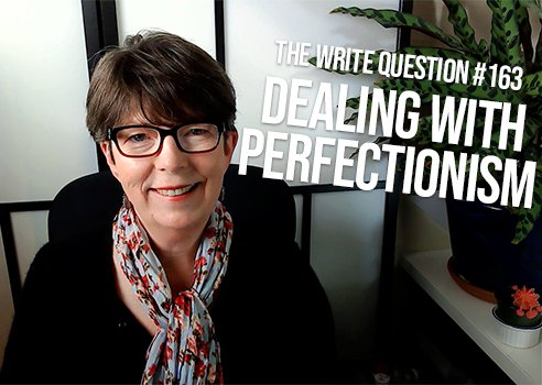 perfectionism in writing