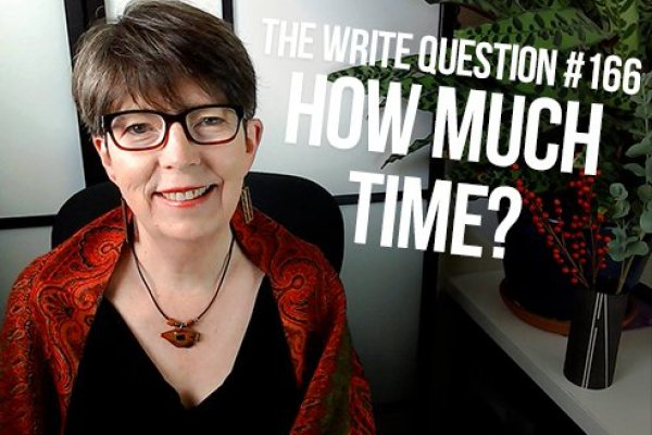 How much time should writing take?