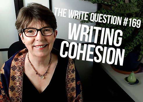 cohesion in your writing