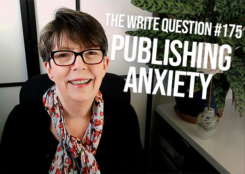 anxious about publishing