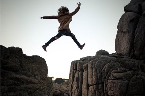 How to embrace risk when you're a writer