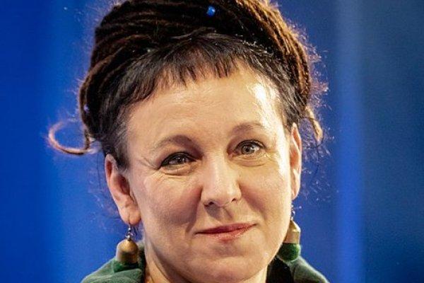 The figurative language of Olga Tokarczuk…