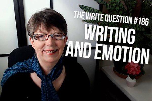 Should writing generate emotion?