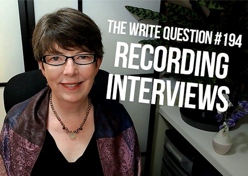 how to stop recording interviews