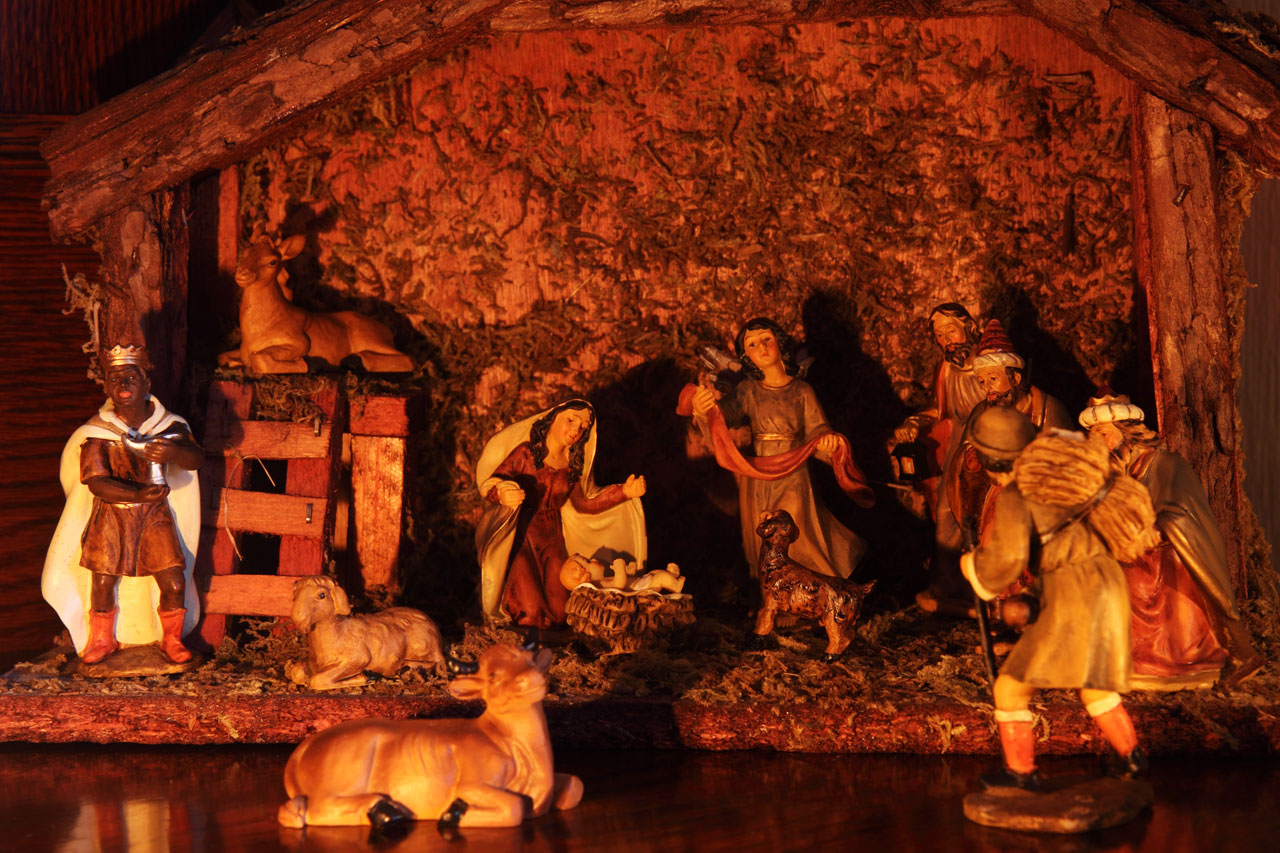 Christmas, Christ is Born, Nativity, Merry Christmas