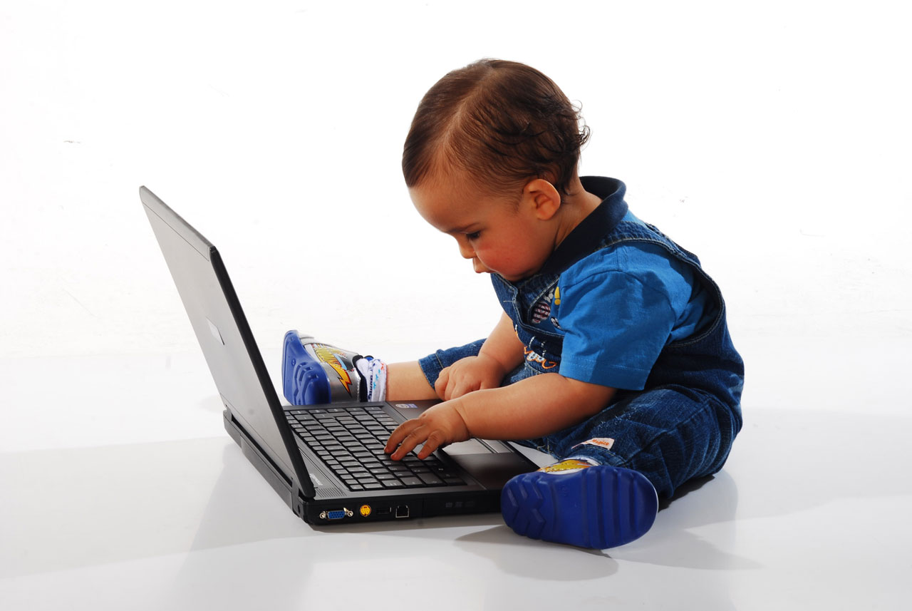 Image result for computer use by kids