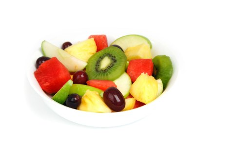 Image result for fruit salad stock image