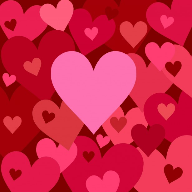 Heart Background Free Stock Photo Public Domain Pictures