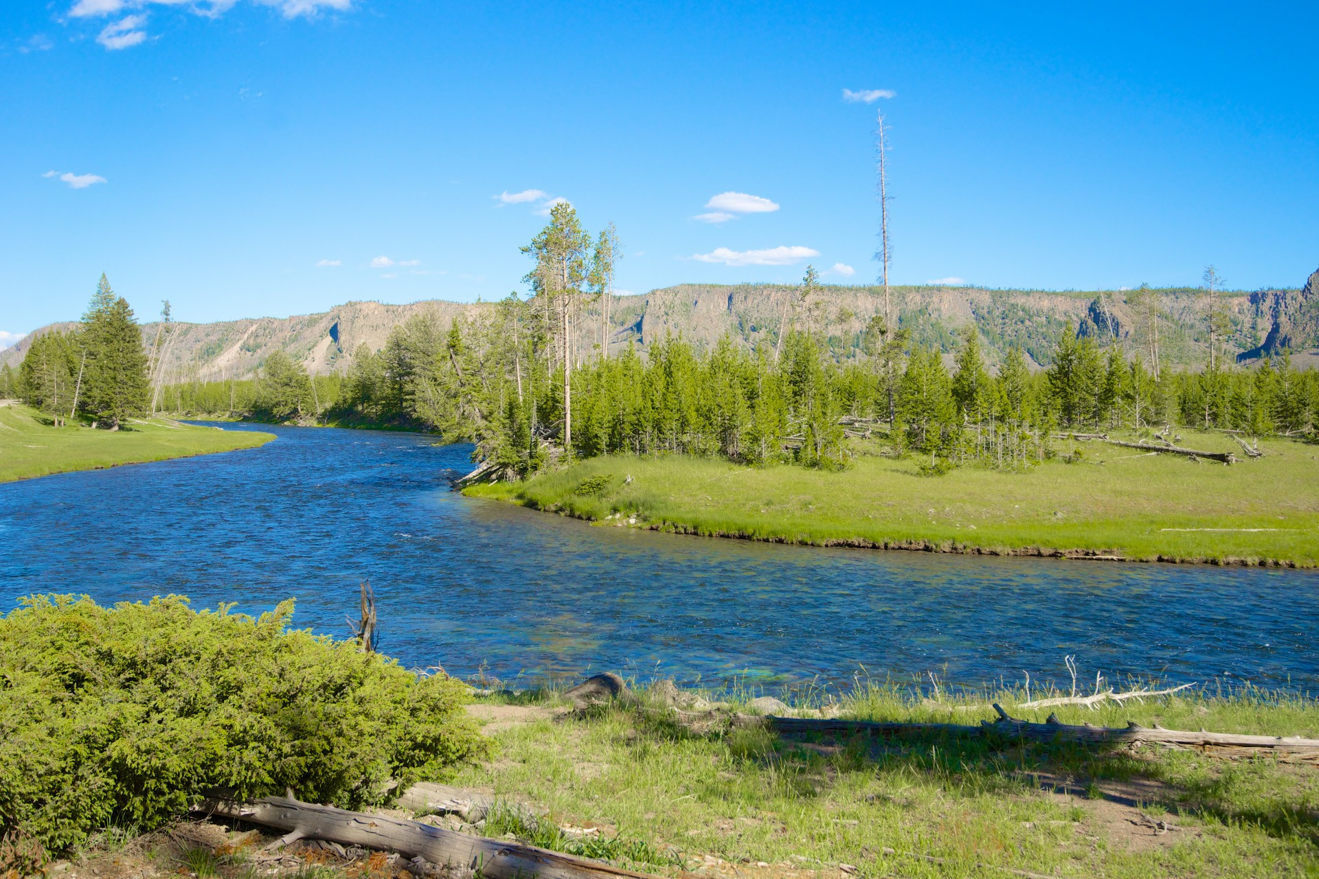Yellowstone National Park , Parks and Recreation Month, National Parks
