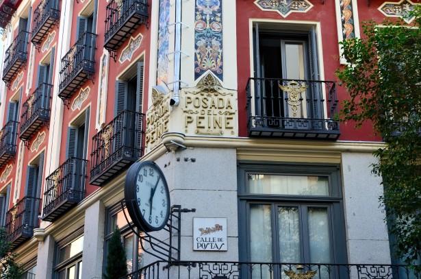 Image result for madrid building