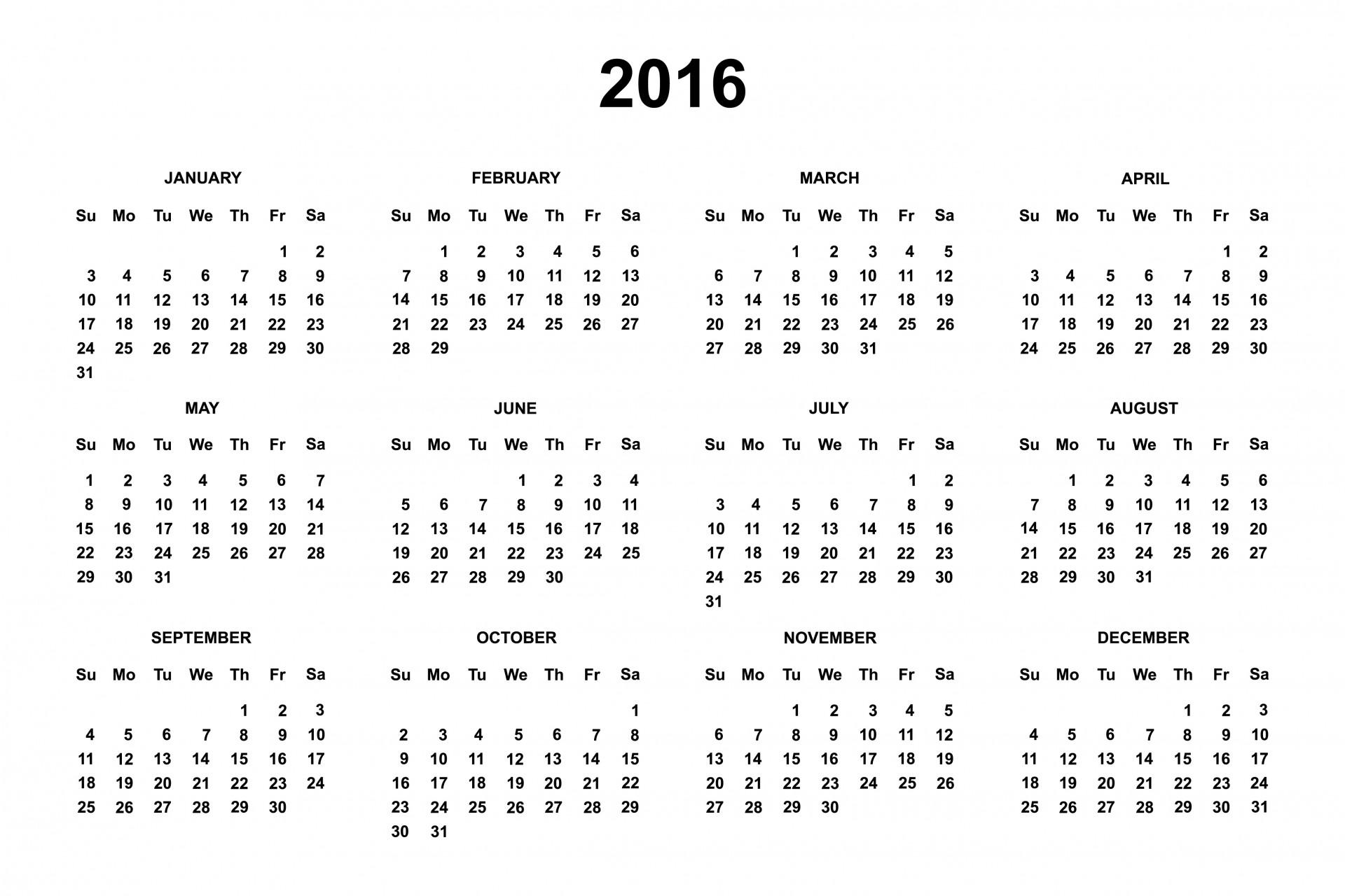 Calendar Free Stock Photo