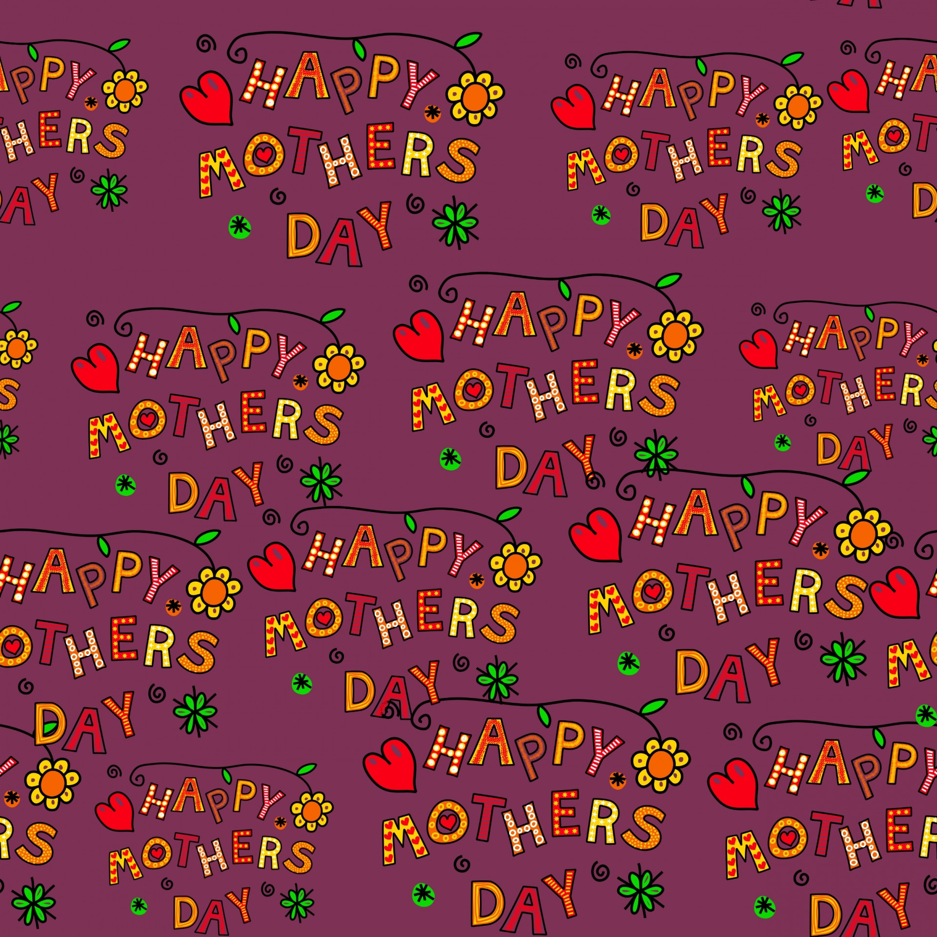 mother's day, happy mother's day