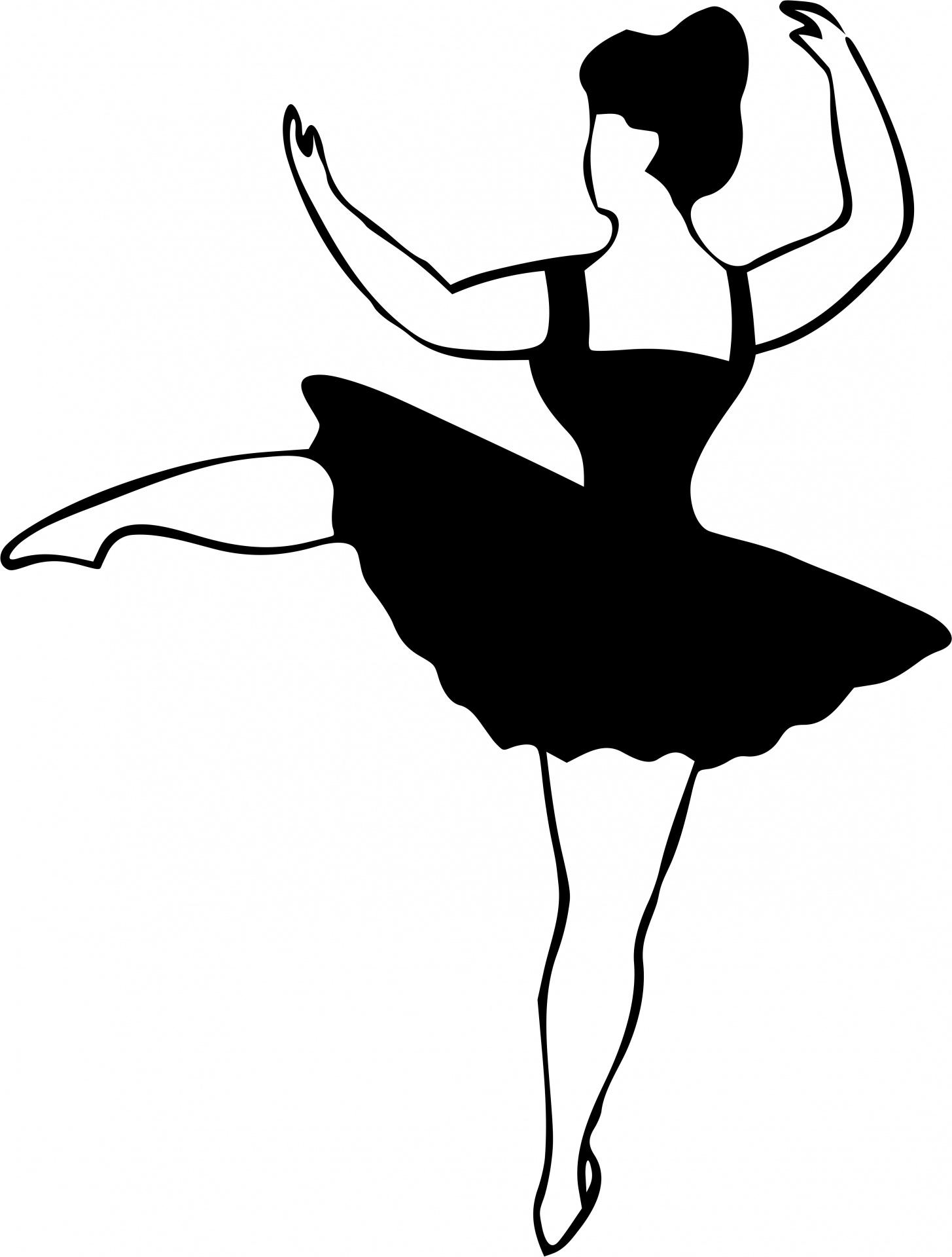 Ballerina Free Stock Photo