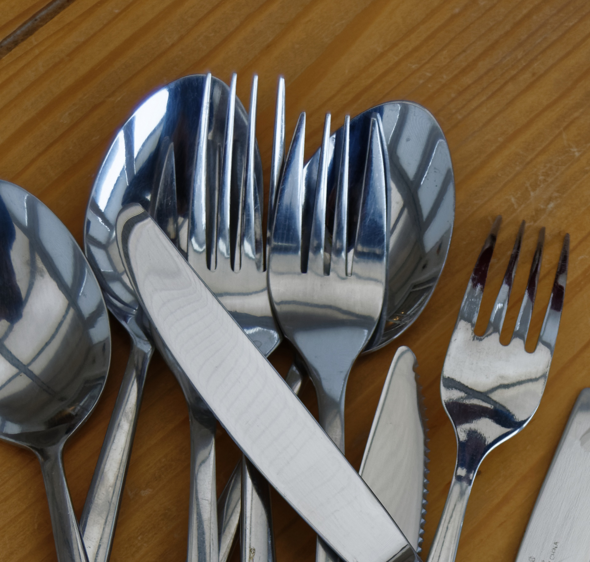 Poetry, Eating Utensils, Forks, Flatware