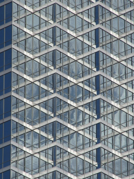 Office Building Glass Facade Free Stock Photo Public