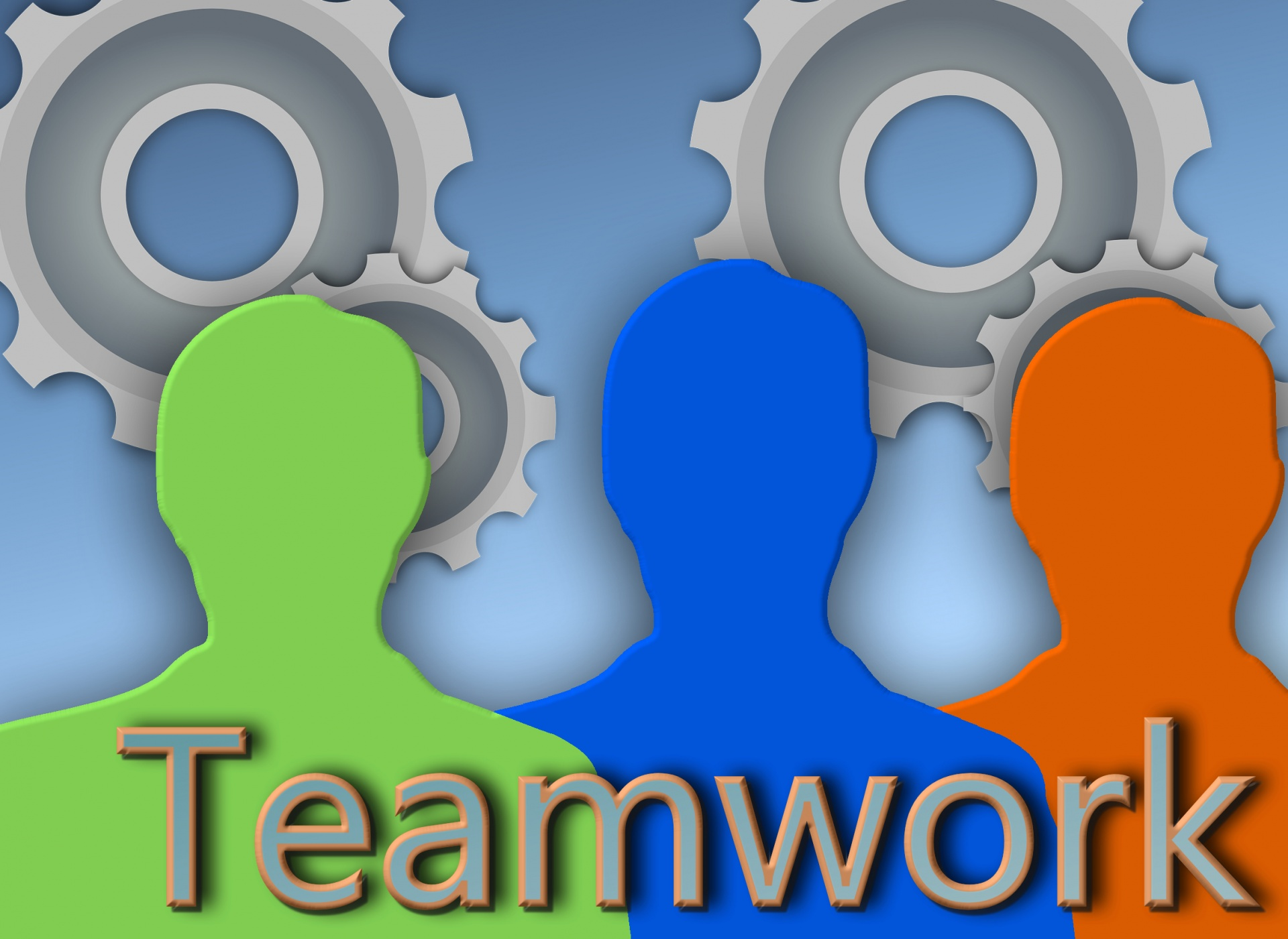 Collaboration, Teamwork, Leadership