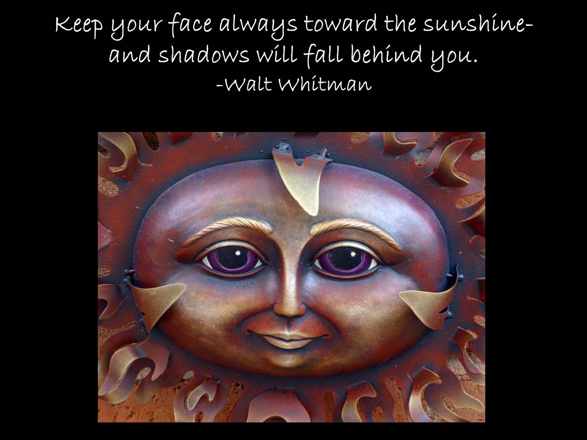 walt whitman, inspirational quotes, encouragement