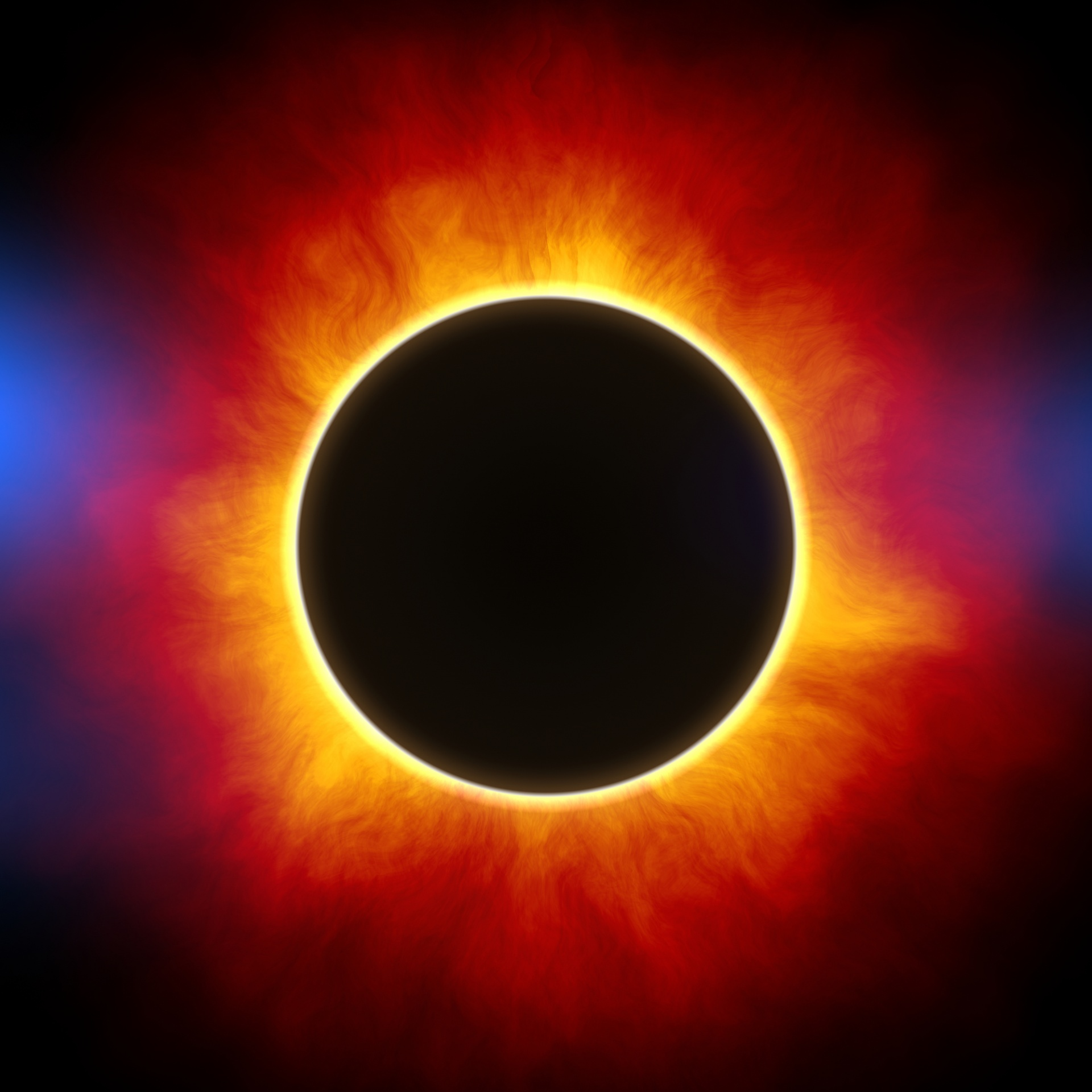 Solar Eclipse, Corona, Eclipse, Total solar eclipse