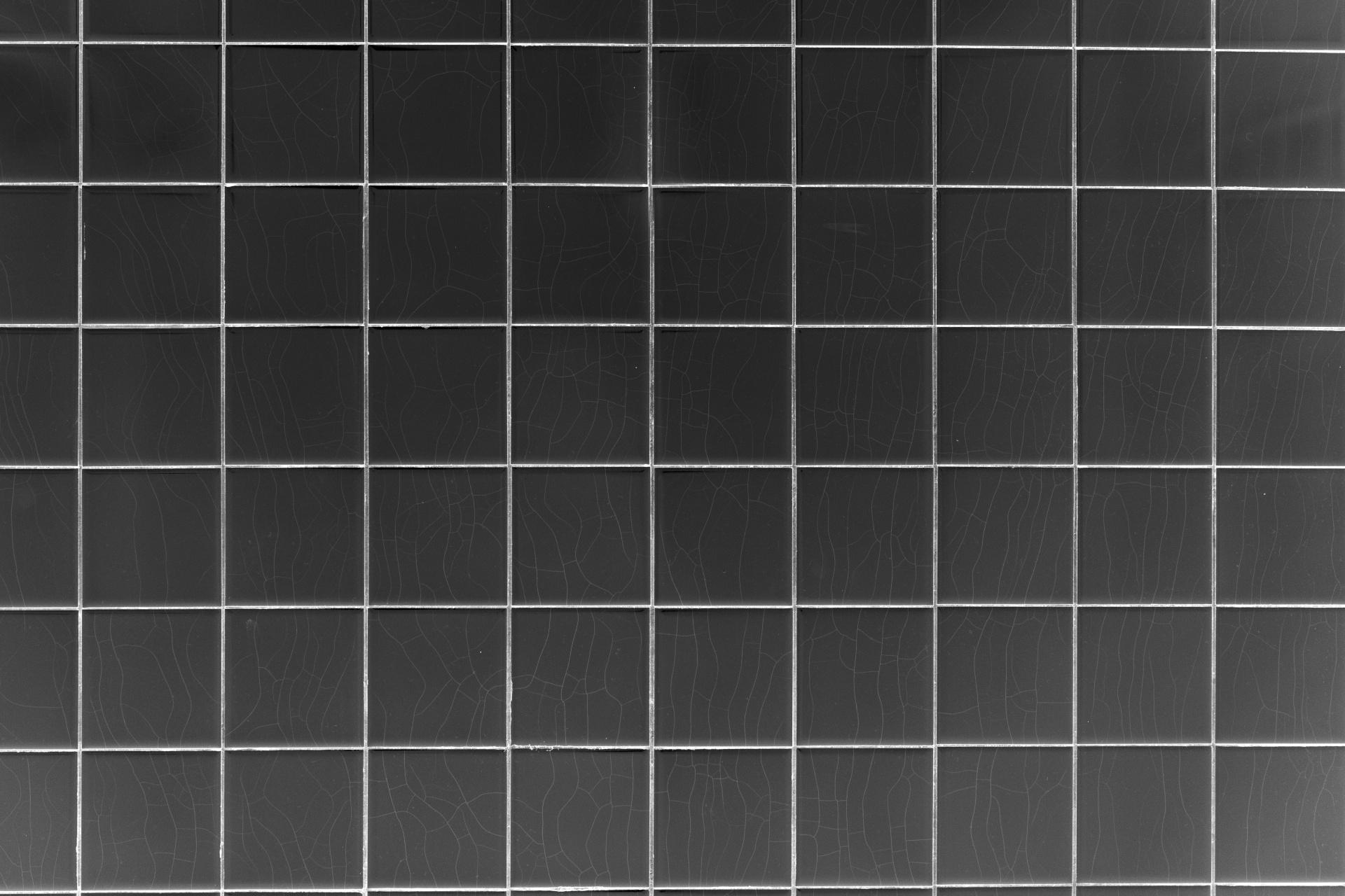 Black Tiles Free Stock Photo