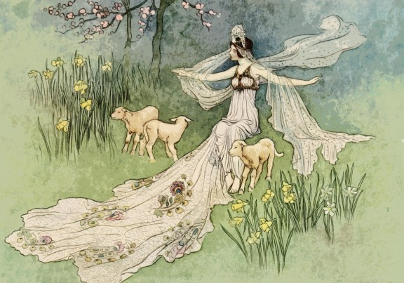 Fairy Tale Illustration Free Stock Photo - Public Domain Pictures