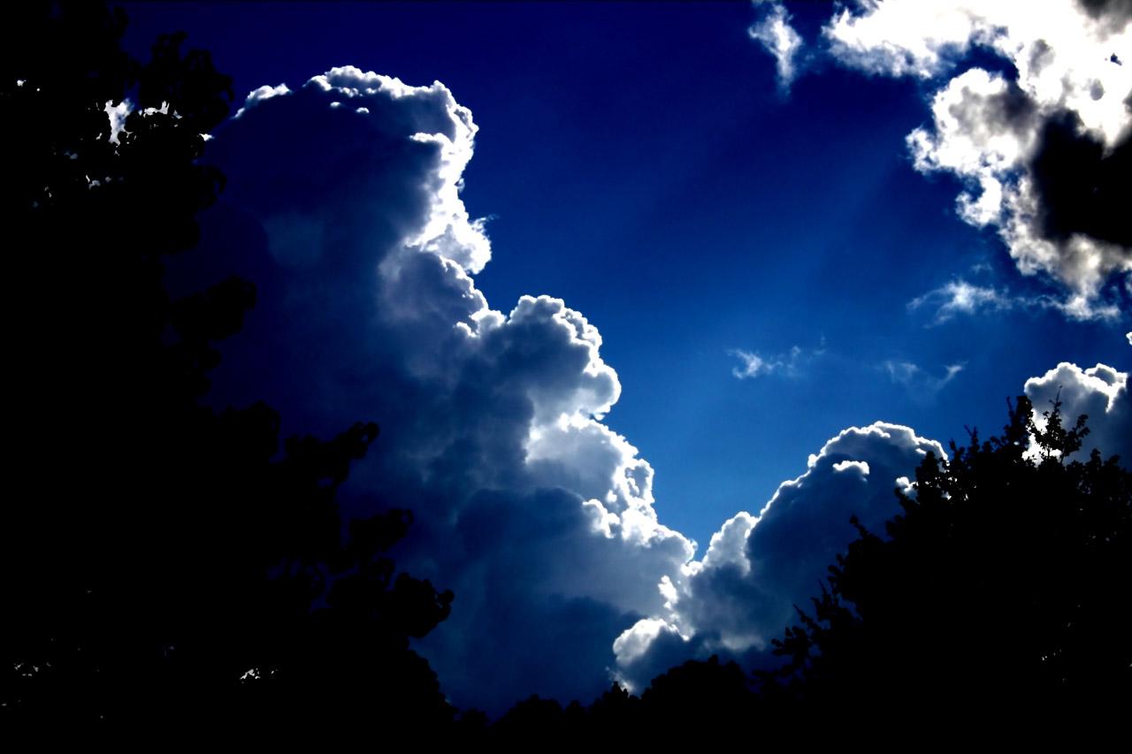 Meditation, Sky