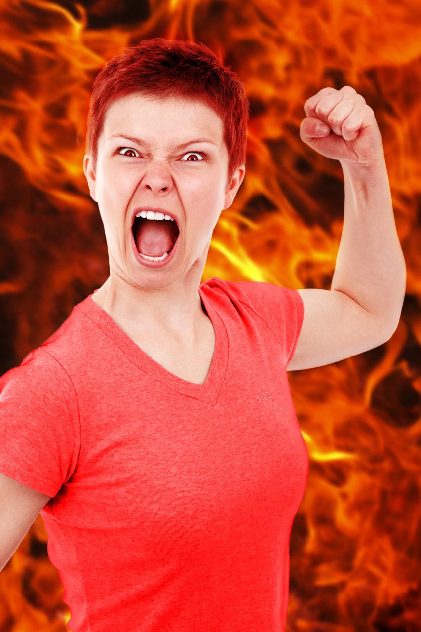 bully, fiery tongue, insults