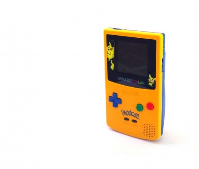 Nintendo Game Boy Color Pokemon