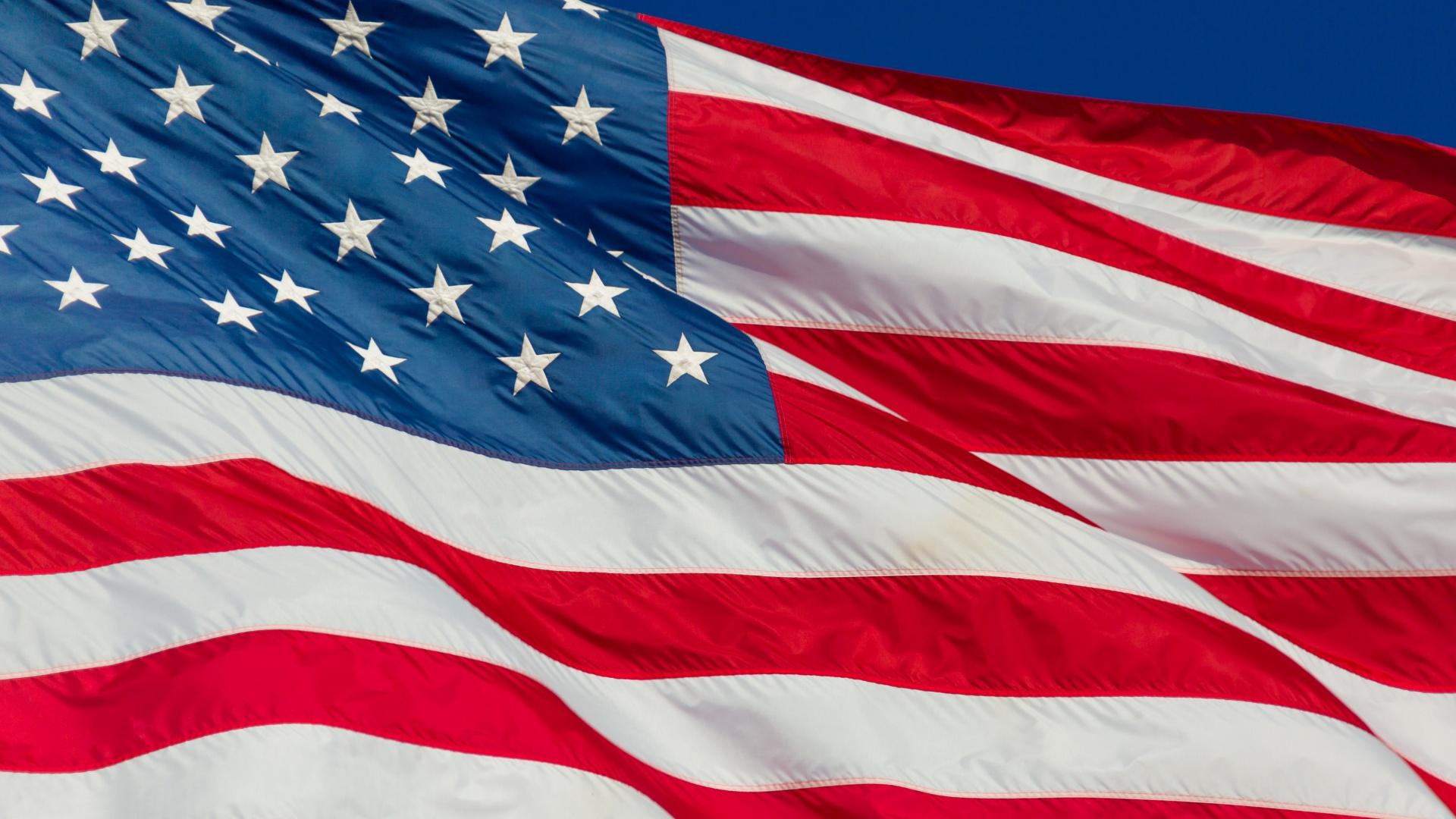 United States of America Flag, Pledge of Allegiance, Flag