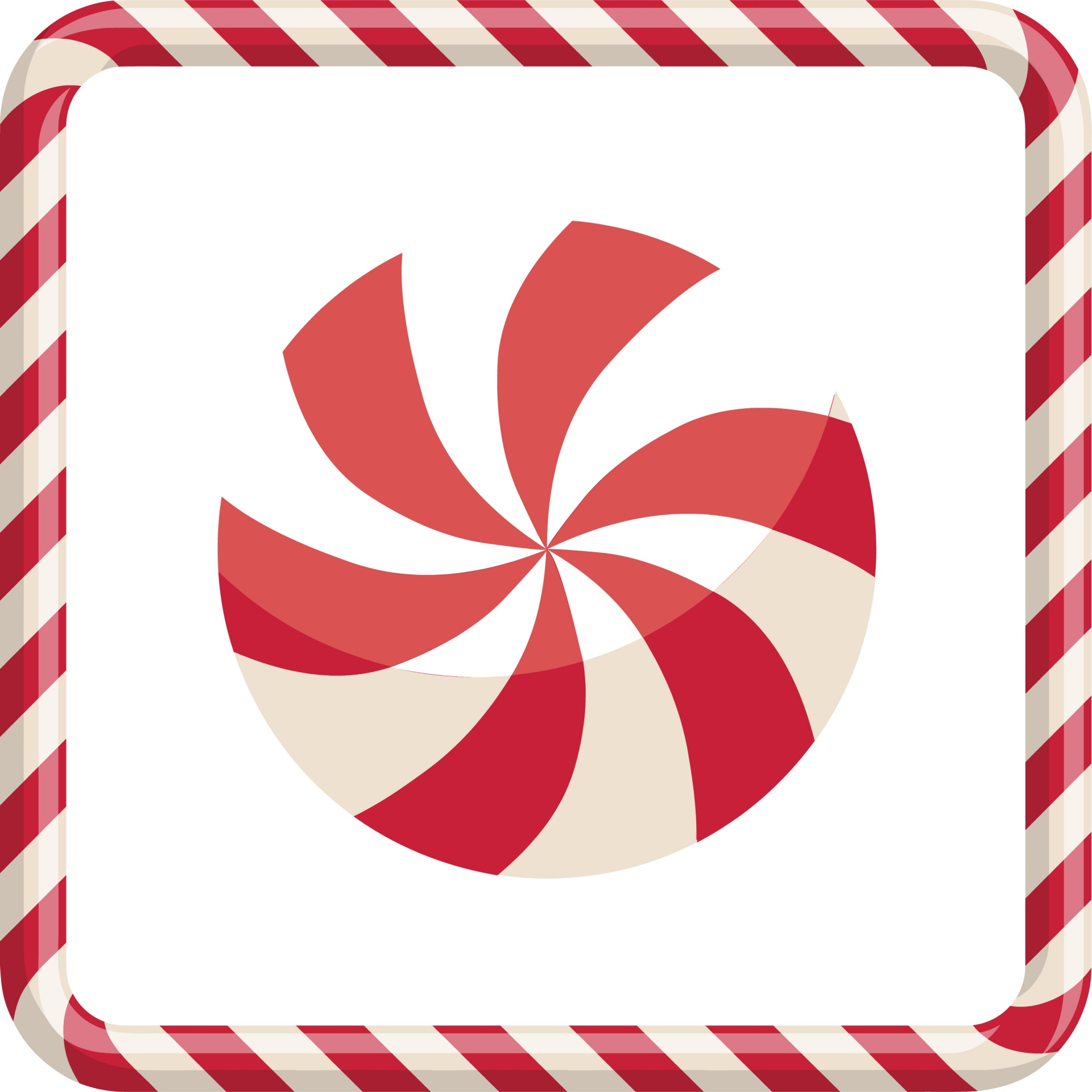 Candy Cane Candy Free Stock Photo