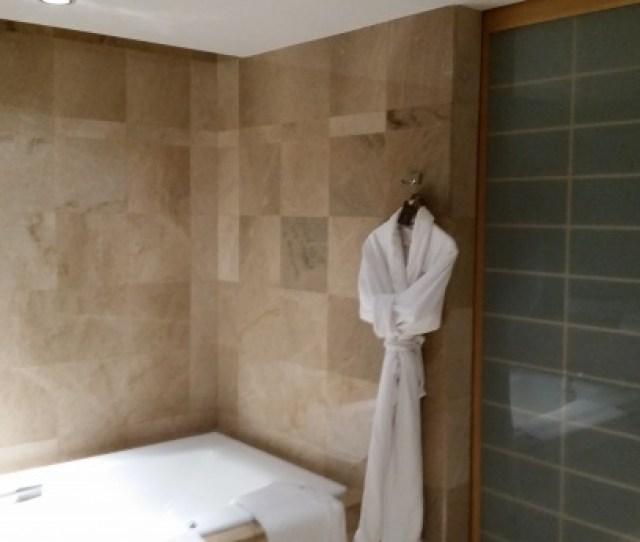Nice Hotel Bathroom