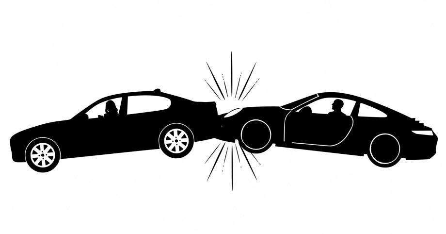 Coche, accidente, seguro, vehículo, Stock de Foto gratis - Public ...