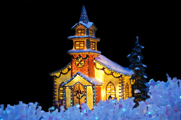 Christmas Church Free Stock Photo Public Domain Pictures