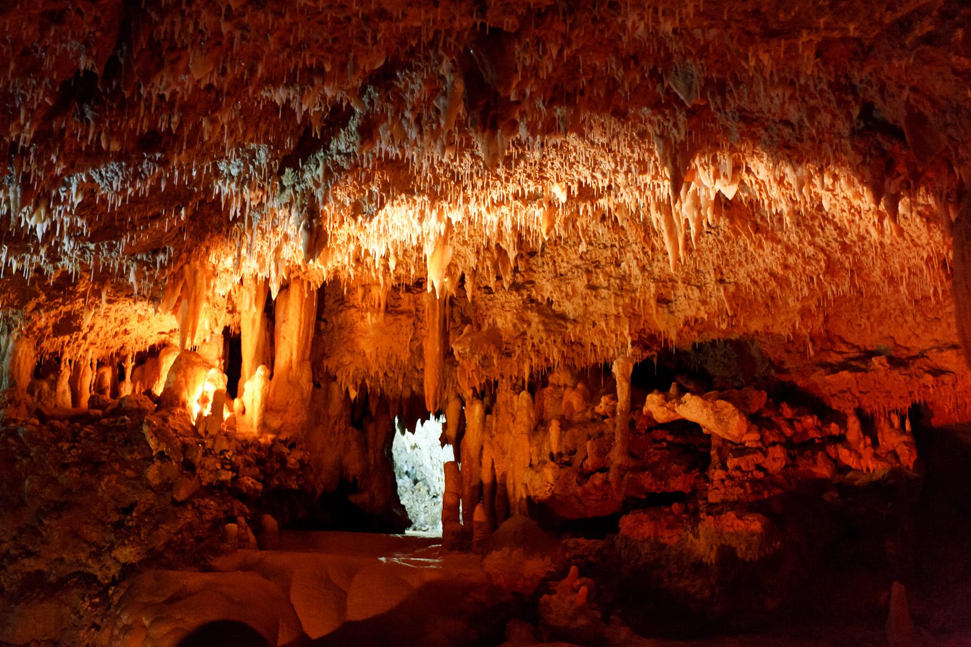 Cave In Barbados
