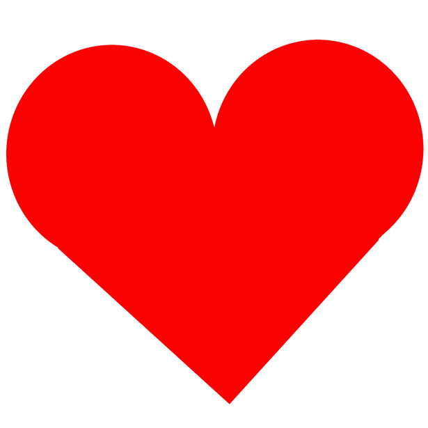 Basic Red Heart Free Stock Photo Public Domain Pictures